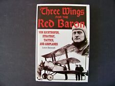 Three Wings for the Red Baron by Leon Bennett  2000
