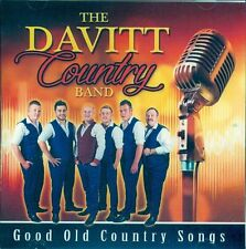 The Davitt Country Band - Good Old Country Songs  CD FREE UK P&P