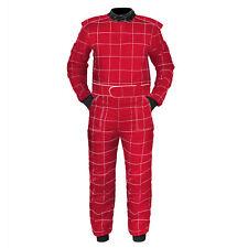 Go Kart Racing Cart, Karting Suit Red