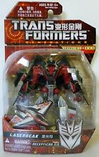 "LASERBEAK Transformers Generations 4"" Scout Class Decepticon Figure China 2012"