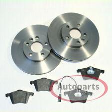 Audi A6 [C6] - Discos de Freno Frenos Pastillas Freno para Delante