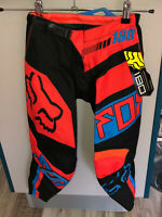 pantalon motocross FOX youth 180 falcon taille 8 ans (24 US) valeur 100€
