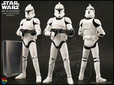 Medicom / Sideshow Star Wars Episode 2 Clone Trooper 12-inch 1/6 Scale Figure