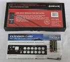 HELIX HEC HD-AUDIO USB-INTERFACE DSP ULTRA THE BEST QUALITY, NEW, WARRANTY