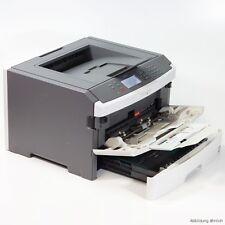 Lexmark Drucker E460DN Netzwerk Laserdrucker unter 20.000 Seiten gedruckt