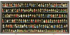 200 Mini Figures Minifigures /Display Case Cabinet - Lockable
