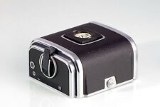 HASSELBLAD A12 FILM BACK120 PARA 12 FOTOS TYPE II 503 SWC 2000 6x6 SILVER AS NEW