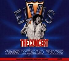 Elvis Presley Concert (1999 world tour; 25,000 copies only, BMG/RCA) [2 CD]
