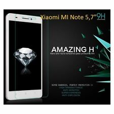 """Protector Screen Glass Tempered Tempered Glass Xiaomi Mi Note 5,7 """" 2.5D 9H 0"""