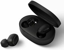 Xiaomi MI  True Wireless Earbuds Basic Black Earphones Rrp£27.50 New In Box