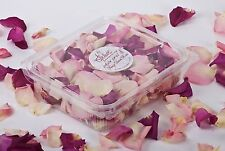 Freeze Dry Rose Petals. 5 cups of REAL petals. Lovely for wedding decoration.