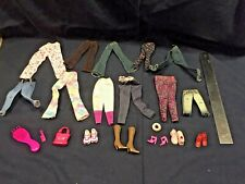 Barbie And Others Doll Clothes Pants, Shoes, and Accessories