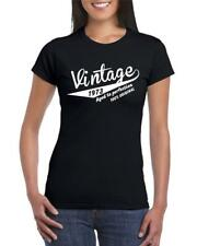 46th Birthday Gifts Presents Year 1973 Aged To Perfection Womens Funny T-Shirt
