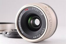CONTAX Carl Zeiss Biogon 28mm F2.8 T* for G2 G1 w/Case From Japan 153 Mint