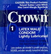 24 Okamoto Crown Condoms