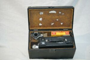 Camera 16mm de collection Cine Kodak Model BB, 2 objectifs
