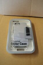 Incase iPhone 5 / 5s Crystal Slider Case CL69037 Silver