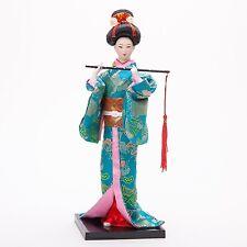 "9"" Japanese GEISHA Oriental Doll DOL9007-9"