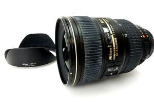 Nikon AF S Nikkor 17-35mm f2,8D #263897 AiS HB-23 jm074