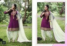 Indian Pakistani Designer Panjabi Patiala Salwar Kameez Dress Ni PJKD 07
