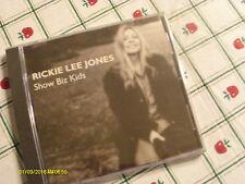 Rickie Lee Jones Show Biz Kids CD Single 2000
