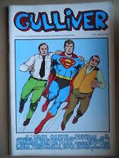 Gulliver Rivista fumetti n°0 1976 HP di Guido Buzzelli - Jacovitti  [G449] BUONO