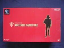 Nintendo Game Cube GUNDAM CHAR'S Customized Box Completed Limited New Rare