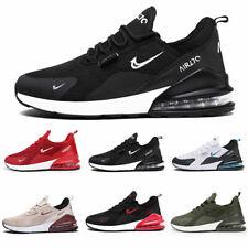Mens Women Air Casual Trainers Memory Foam Walking Running Sneakers Sports Shoes