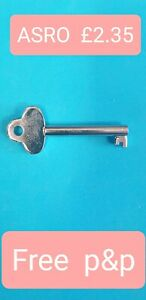 ASRO Replacment wardrobe key