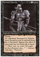 MRM ENGLISH Hypnotic specter - Spectre hypnotiseur GOOD MTG magic REVISED