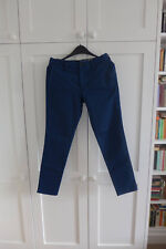 Blue Blue Japan Indigo Dyed Trousers, size 1/Small - BNWT, RRP £250