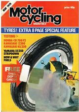 May Motorcycle Magazines in English