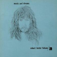 Robert Lester Folsom - Music And Dreams (NEW CD)
