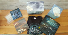 NIGHTWISH Box Set Collection MEGARAR alle NEU/NEW plus T-Shirt