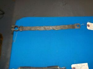 1932/36 Ford / Ford truck battery to ground positive  NOS