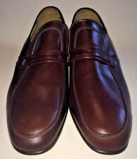 Vintage Tecnic brown leather shoes UK size 8.5