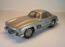 Franklin Mint 1/24 Mercedes Benz 300 SL silbermetallic #3170