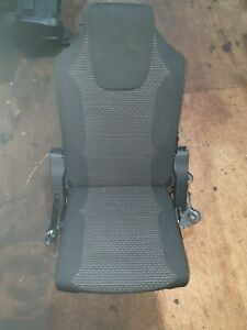 2007-13 CITROEN C4 GRAND PICASSO  REAR BOOT SEATS 3RD 3 ROW SEAT passenger side