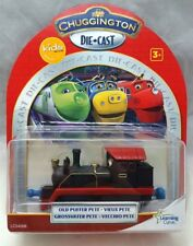 Learning Curve Die Cast : Chuggington OLD PUFFER PETE VIEUX GROSSVATER (LC54006)