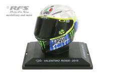 Valentino rossi-AGV tête casquée-Casque-MOTO GP MUGELLO GP 2015 - 1:5 ALTAYA