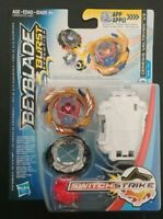 Metal Fighting Gyro for Beyblade Arena Thunder Panther Fusion Starter Pull Cord