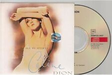 CELINE DION all by myself CD PROMO card sleeve