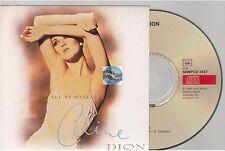CELINE DION all by myself CD PROMO card sleeve