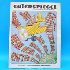 Eulenspiegel 33/1986 | DDR-Wochenzeitung für Satire und Humor | Geburtstag C