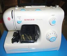 New Singer Simple 2263 23-Stitch Sewing Machine Auto Threading Metal Frame