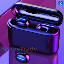 Waterproof Bluetooth 5.0 Earbuds Headphones Wireless Headset For iPhone Samsung