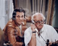 The Persuaders (TV) Tony Curtis, Laurence Naismith 10x8 Photo