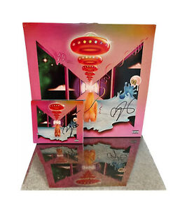 *SIGNED & Personalized* Rainbow Vinyl & CD Bundle