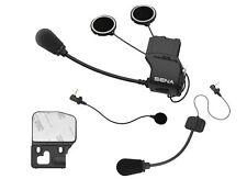 Sena 20S Universal Kit De Abrazadera de casco con micrófonos 20S-A0202