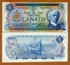Canada, $5 1972, P-87b, UNC